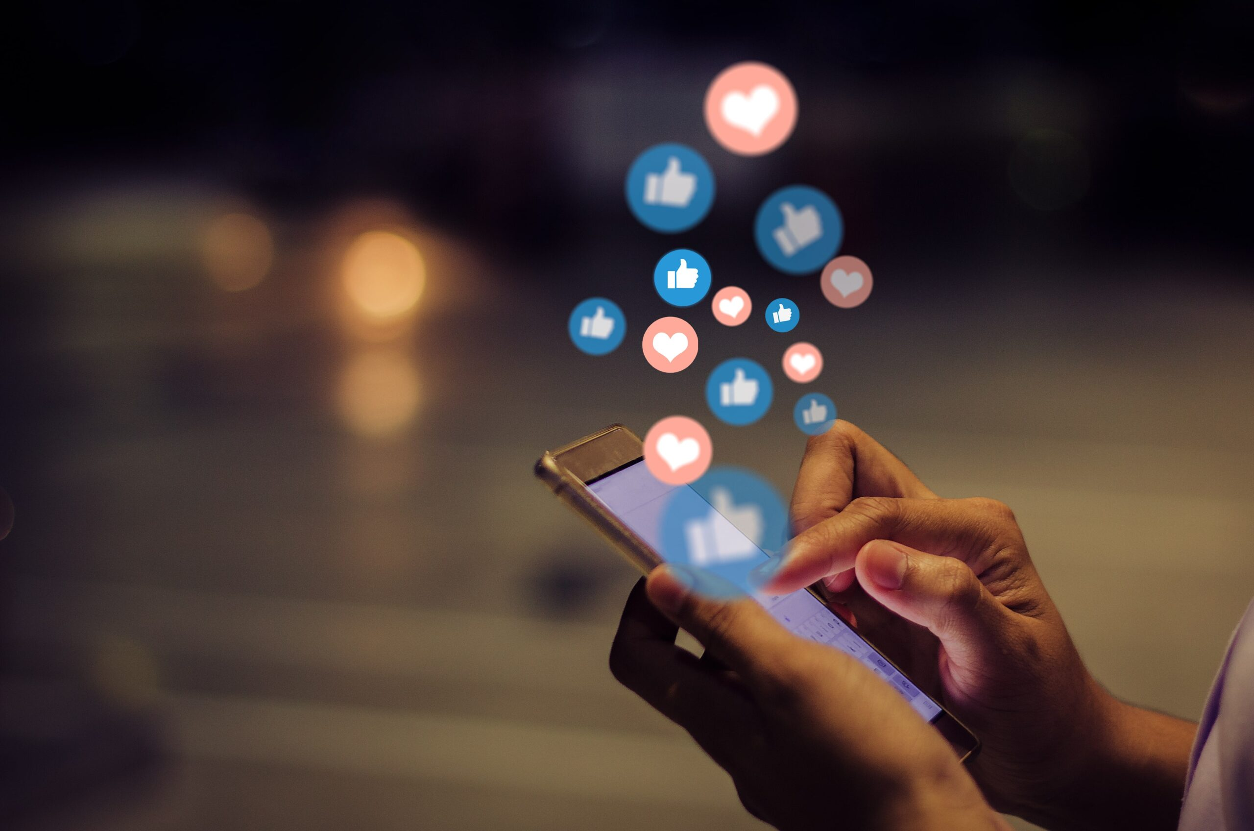 affiliate social media
