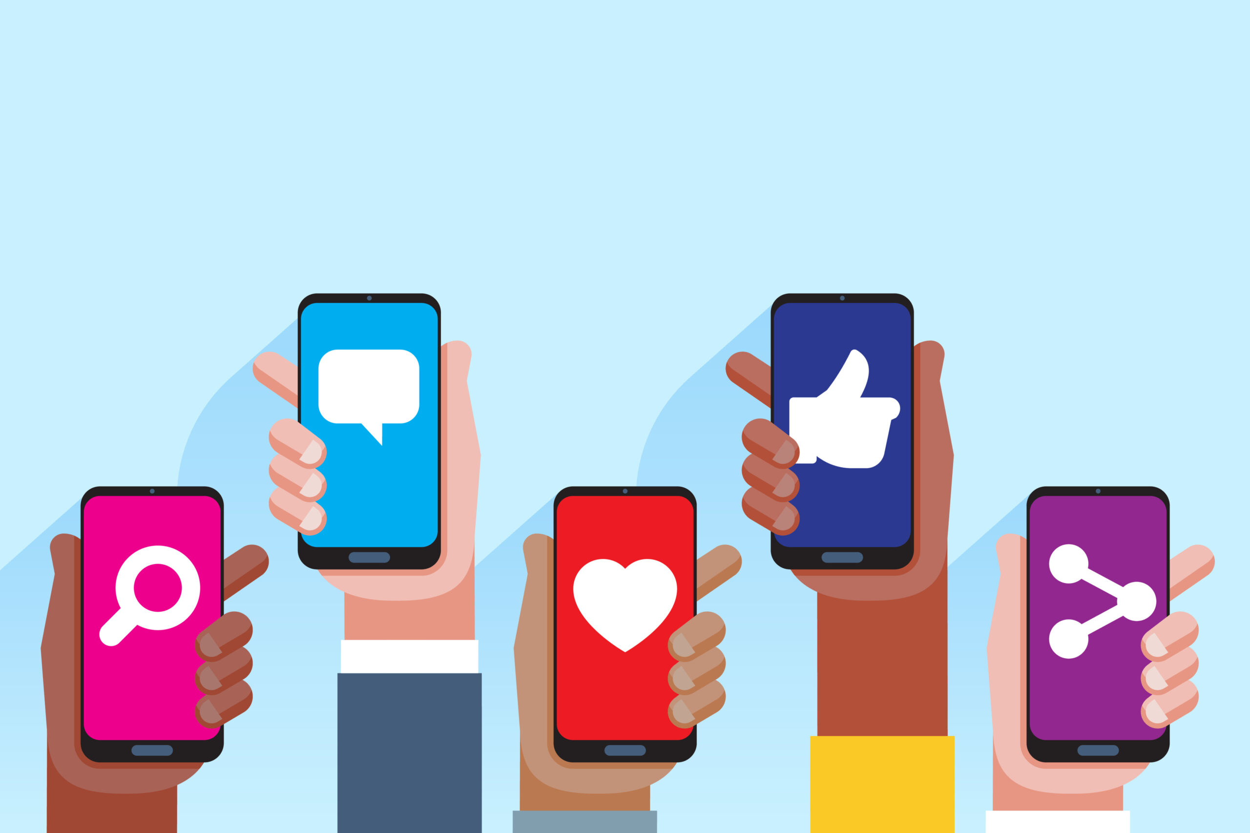Affiliate publishing and social media