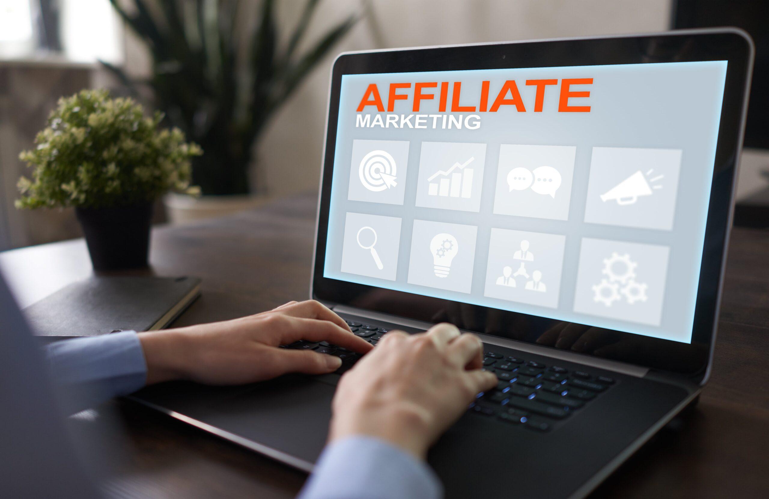 affiliate marketing cover