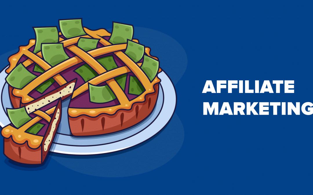 affiliate marketing types